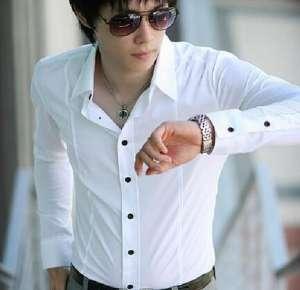 时尚男衬衫