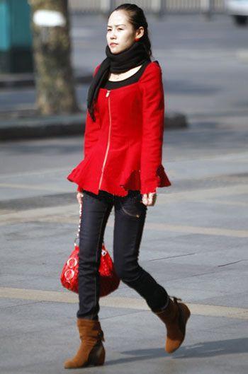 杭州街拍:最鲜活街头时尚指南